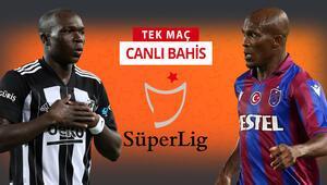 Trabzonsporda yeni transfer Bakasetas maç kadrosunda Beşiktaşın galibiyetine iddaada...