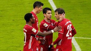 Bayern Münih sahasında Hoffenheimı farklı yendi