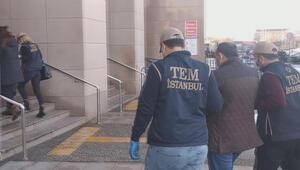 HDP Esenyurt ilçe binasına operasyon: Şüpheliler adliyede