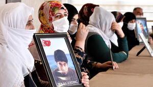 Diyarbakırda evlat nöbetindeki anne: Zafer bizim olacak