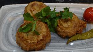 Gastronomi şehri Afyonkarahisarın eşsiz lezzeti: Çullama köfte