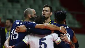 Galatasaray HDI Sigorta 0-3 Fenerbahçe HDI Sigorta