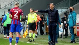 Trabzonsporda Abdullah Avcıdan Beşiktaş maçı sonrası transfer açıklaması