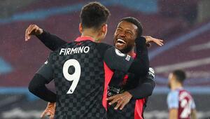 Premier Ligde Liverpool, 3 puanı 3 golle aldı