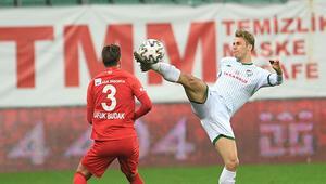 Bursaspor 1-2 Altınordu