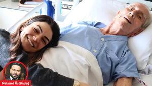 Zeynep Selvilinin babası vefat etti Hüzünlü veda...