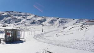 Denizli Kayak Merkezi pandemi kurallarına uygun açılıyor