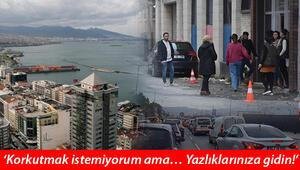 Son dakika haberi... İzmir ve çevresinde 5.1 büyüklüğünde deprem Prof. Dr. Ahmet Ercandan açıklama