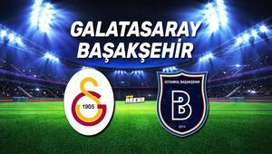 Galatasaray Başakşehir maçı saat kaçta İki ekip arasında 26. mücadele..