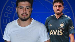 Fenerbahçeye transferin son gününde forvet sürprizi Benteke ve Ozan Tufan...