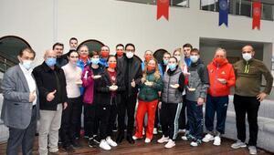 Rus ve Kazak milli takım kampları Mersin'de