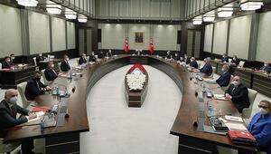 Son dakika... Kritik Kabine Toplantısı sona erdi