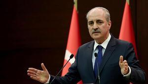 Numan Kurtulmuş: Boş dedikodularla Türkiyenin kaybedecek vakti yok