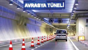 Avrasya Tüneli geçiş ücreti 46 lira oldu