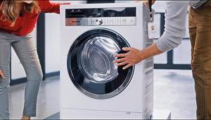 Pet şişeden binlerce çamaşır makinesi