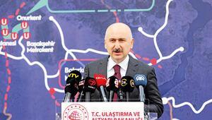 İstanbul'da raylı sistem hedefi 342 kilometre