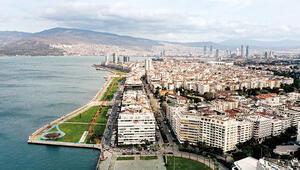 İzmirde deprem fırtınası