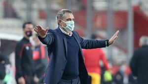 Teknik direktör Ersun Yanal, 7. kez dalya diyecek