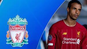 Ozan Kabakın yeni takımı Liverpoolda Joel Matip sezonu kapattı