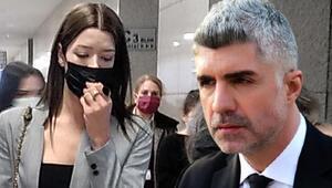 Feyza Aktan Özcan Deniz'in açtığı dava için adliyede ifade verdi