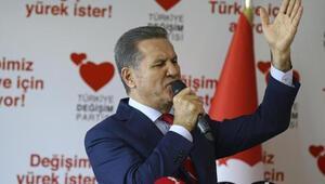 TDP Genel Başkanı Mustafa Sarıgülden ittifak açıklaması