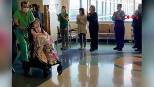 ABDde 4 yaşındaki Stella Martin, 9 aylık koronavirüs savaşını kazandı