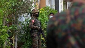 Myanmarda askeri darbe... Haziran ayına kadar tüm uçuşlar askıya alındı