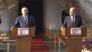 Son dakika... Mevlüt Çavuşoğlu ve Ersin Tatardan kritik açıklamalar
