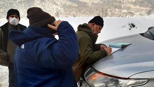 Düzcede yasa dışı avlanan 33 kişiye para cezası