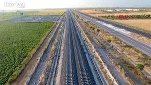 Konya-Karaman YHT hattında 8 Şubatta test sürüşlerine başlanılacak