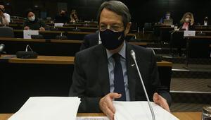Rum lideri Anastasiadis Altın pasaport skandalıyla ilgili ilk ifadesini verdi