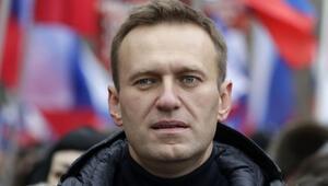 Son dakika haberi: Rus muhalif lider Aleksey Navalnıya hapis şoku