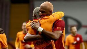 Galatasaray 3-0 Başakşehir (Maçın golleri ve özeti)
