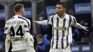İtalya Kupası yarı finalinde Juventus, Interi yenerek avantajı yakaladı