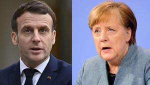 Fransa 'Stop', Almanya 'Devam' diyor
