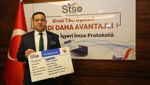 STSOdan üyelerine kimlik ve avantaj kart imkanı