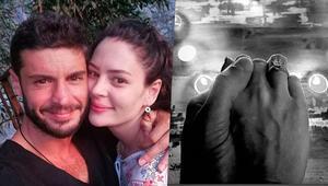 Berk Oktay ve sevgilisi Yıldız Çağrı Atiksoy evleniyor