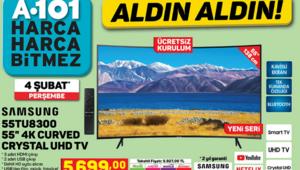 A101 4 Şubat aktüel kataloğu yayımlandı İşte A101e gelen aktüel ürünler