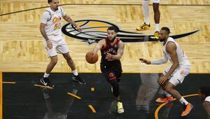 NBAde Gecenin Sonuçları: Raptors, VanVleetin 54 sayısıyla kazandı