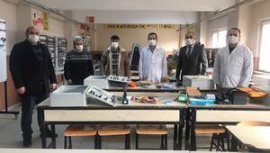 İstanbul'daki 'fabrika okul'