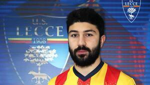 Güven Yalçın, Lecceye imzayı attı 10 numaralı forma...