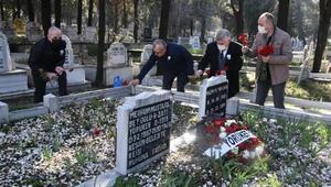 Merhum Belediye Başkanı Yörüker, ölüm yıldönümünde anıldı