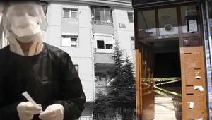 11 kişide koronavirüs çıktı Bina karantinaya alındı