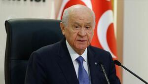 Son dakika... MHP lideri Bahçeliden flaş sözler: Rektör asla istifa etmemelidir