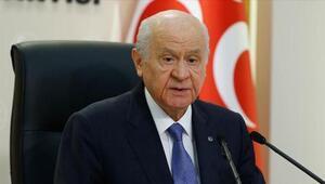 MHP Genel Başkanı Devlet Bahçeli, Twitter hesabından açıklama yaptı