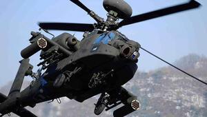 ABD'de Ulusal Muhafızlara ait helikopter düştü: 3 ölü