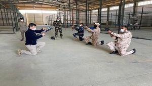 TSKnın Libya Silahlı Kuvvetleri personeline yönelik eğitimleri devam ediyor