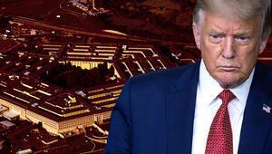 Pentagondaki Trump operasyonu Tek tek gidiyorlar