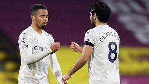 Manchester City, Premier Ligde üst üste 9. maçını kazandı