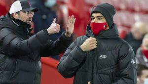 Liverpoolda Ozan Kabak ilk kez Anfield Roadda Merak edilen Galatasaray detayı...